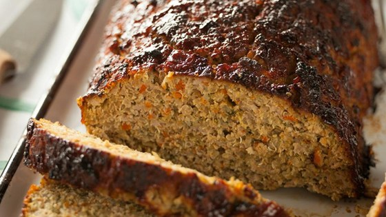 veggie-packed-meatloaf-with-quinoa