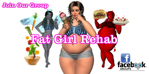 fat girl rehab twitter post