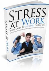 stress at work