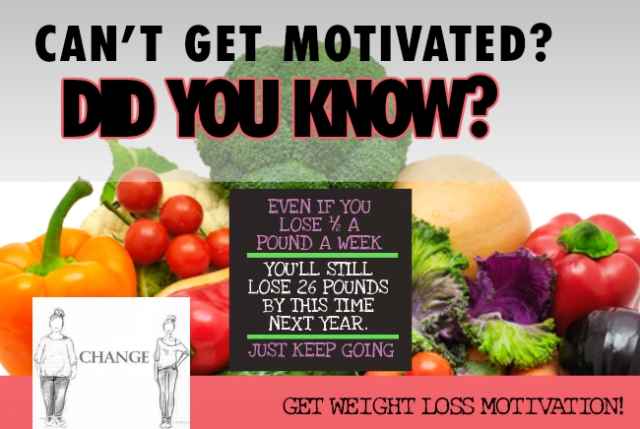 weight loss motivation blog post 1