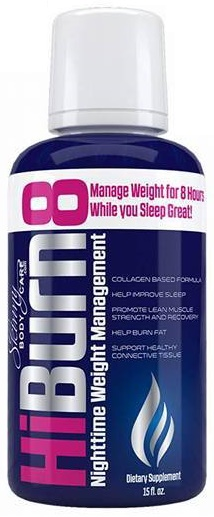 HiBurn 8 Sleep and Weight Management
